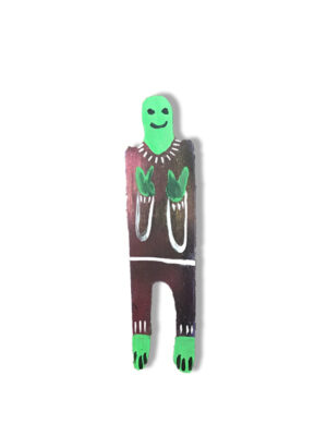 alien folk art
