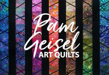 Pam Geisel Art Quilts