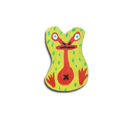 cayman k trippy frog