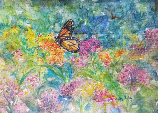 Libby Rudolf Butterfly